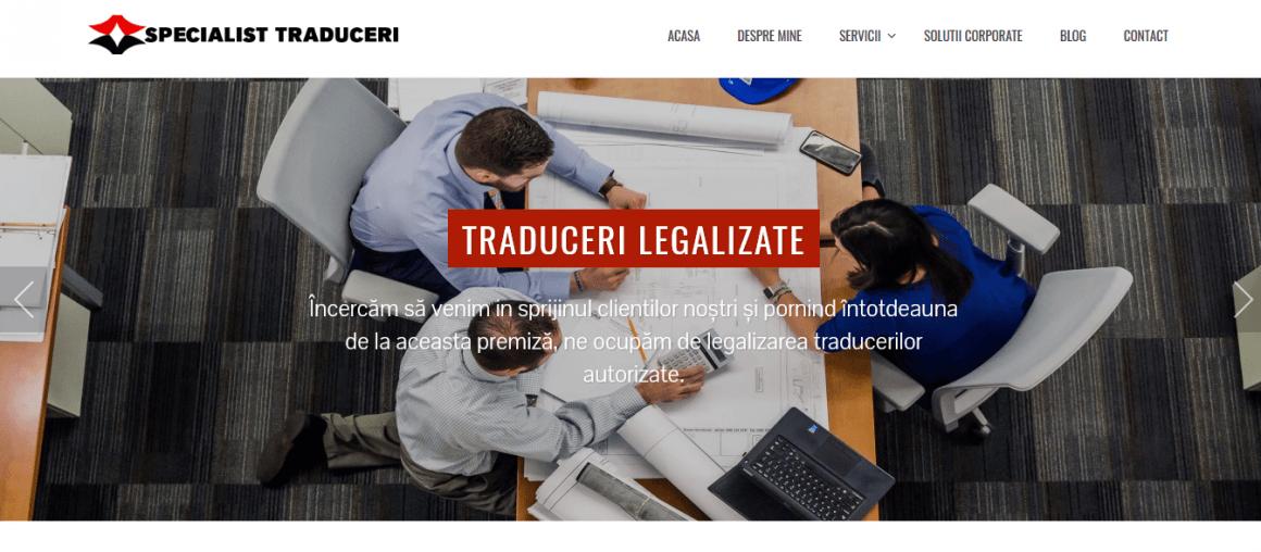 Website Traduceri legalizate