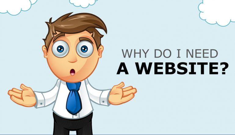 """Vreau si eu un site sa-l pun pe cartea de vizita!"""
