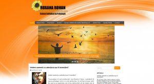 Web Design site prezentare – Redesign Site Cabinet Psihologie, ALLHOST