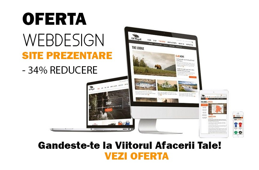 WEB DESIGN CONSTANTA, ALLHOST