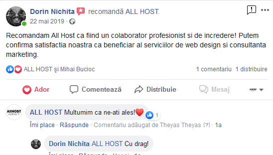 WEB DESIGN, ALLHOST